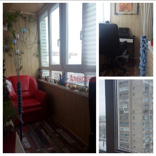 1-комнатная квартира (46м2) на продажу по адресу Канонерский о-в, 8— фото 3 из 9