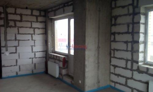 2-комнатная квартира (64м2) на продажу по адресу Лесколово пос., Красноборская ул., 4В— фото 18 из 23