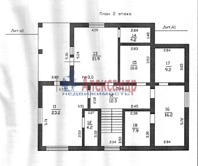 Коттедж (230м2) на продажу — фото 3 из 3