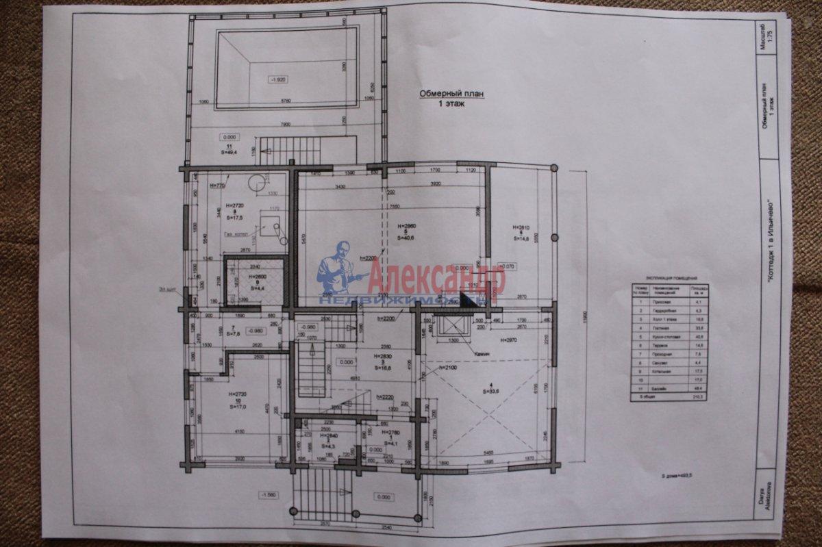 Жилой дом (494м2) на продажу — фото 31 из 32