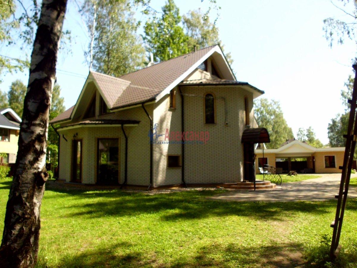Жилой дом (420м2) на продажу — фото 1 из 25