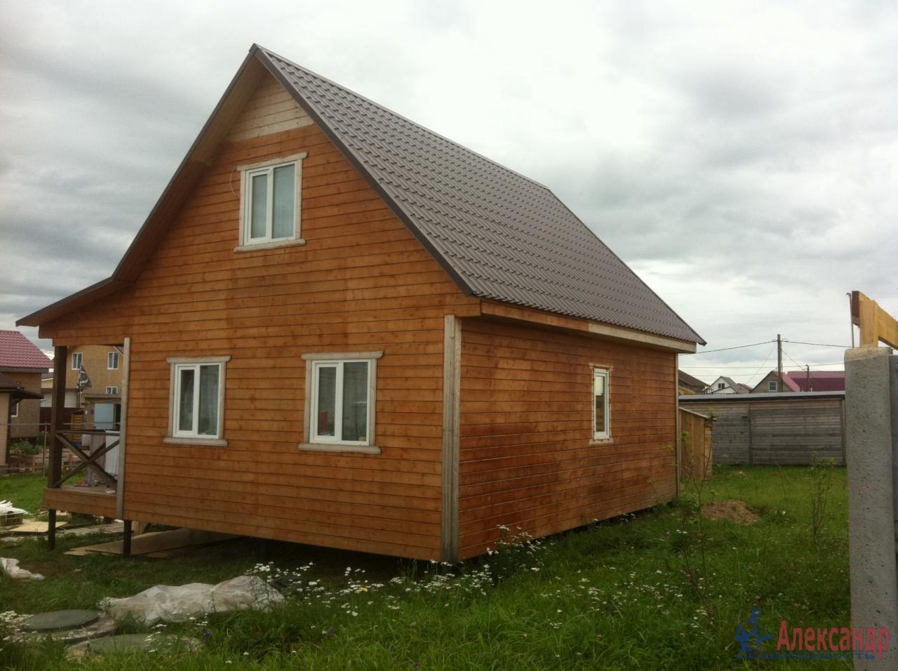 Жилой дом (112м2) на продажу — фото 1 из 9
