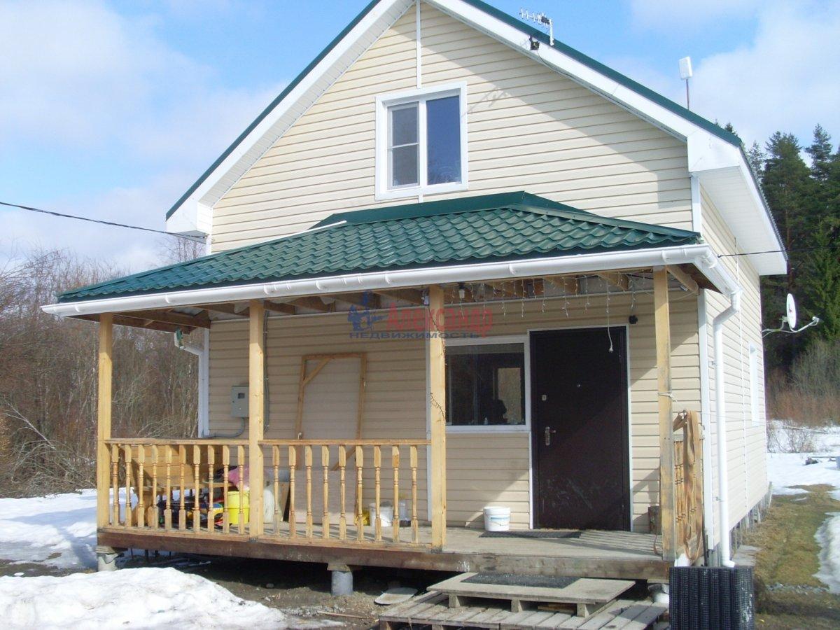 Жилой дом (80м2) на продажу — фото 1 из 12