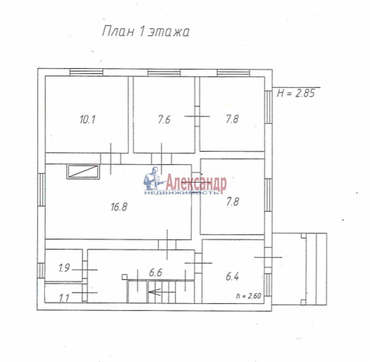 Жилой дом (100м2) на продажу — фото 14 из 16