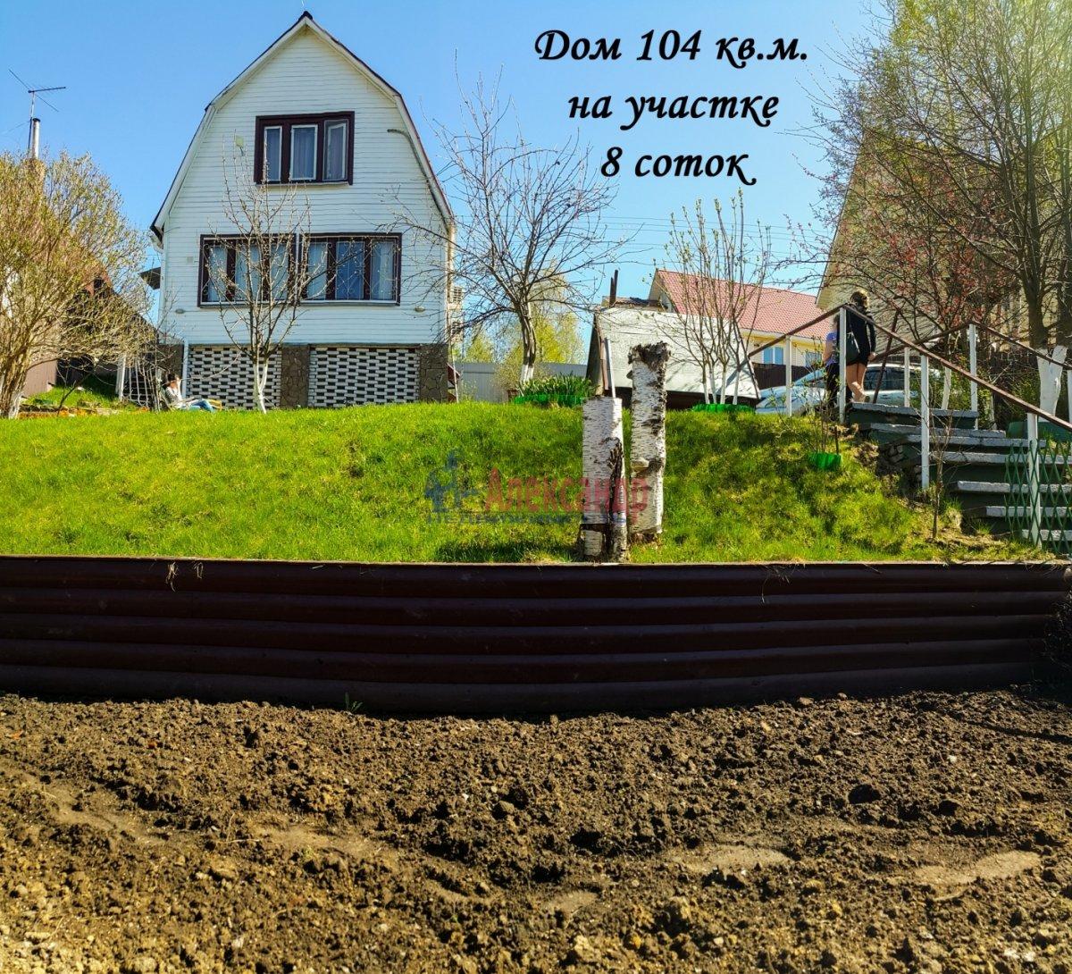 Дачный дом (104м2) на продажу — фото 1 из 29