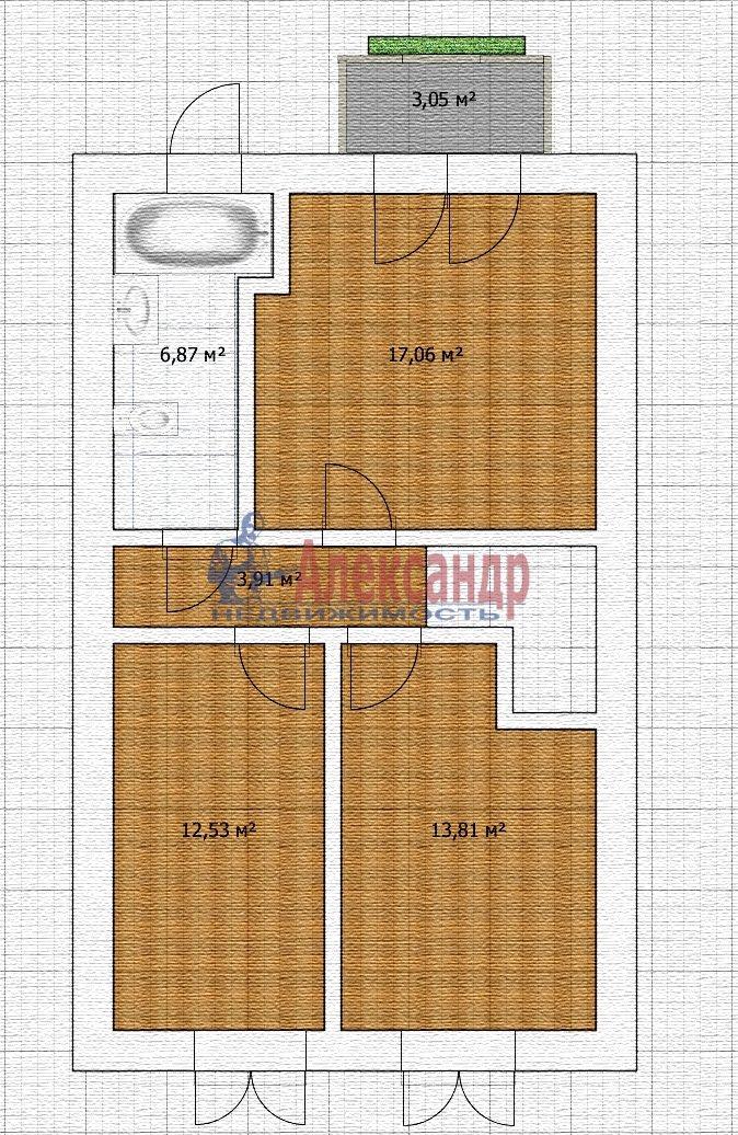 Таун-хаус (90м2) на продажу — фото 8 из 18