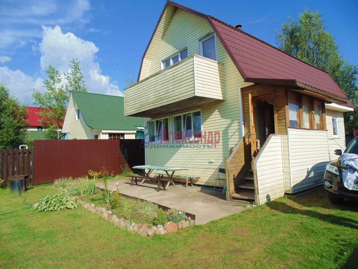 Жилой дом (101м2) на продажу — фото 1 из 19