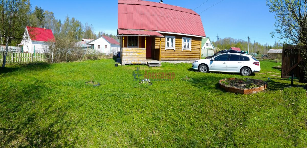 Дачный дом (100м2) на продажу — фото 1 из 10