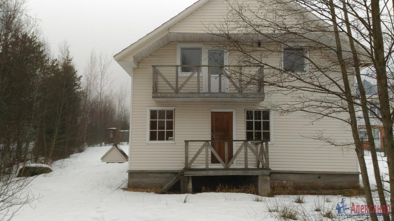 Дачный дом (161м2) на продажу — фото 1 из 19