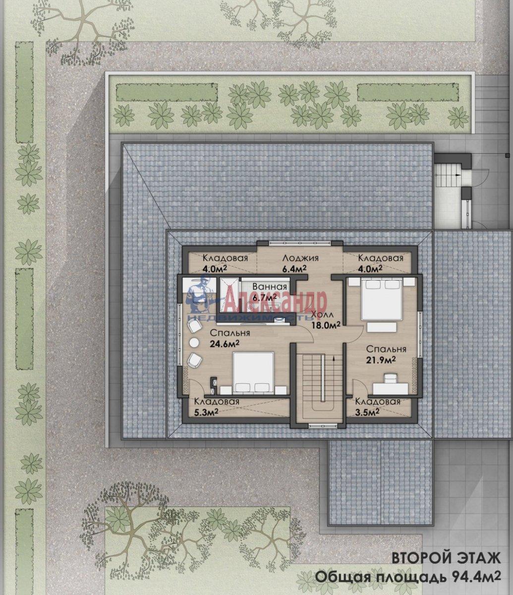 Жилой дом (404м2) на продажу — фото 12 из 12