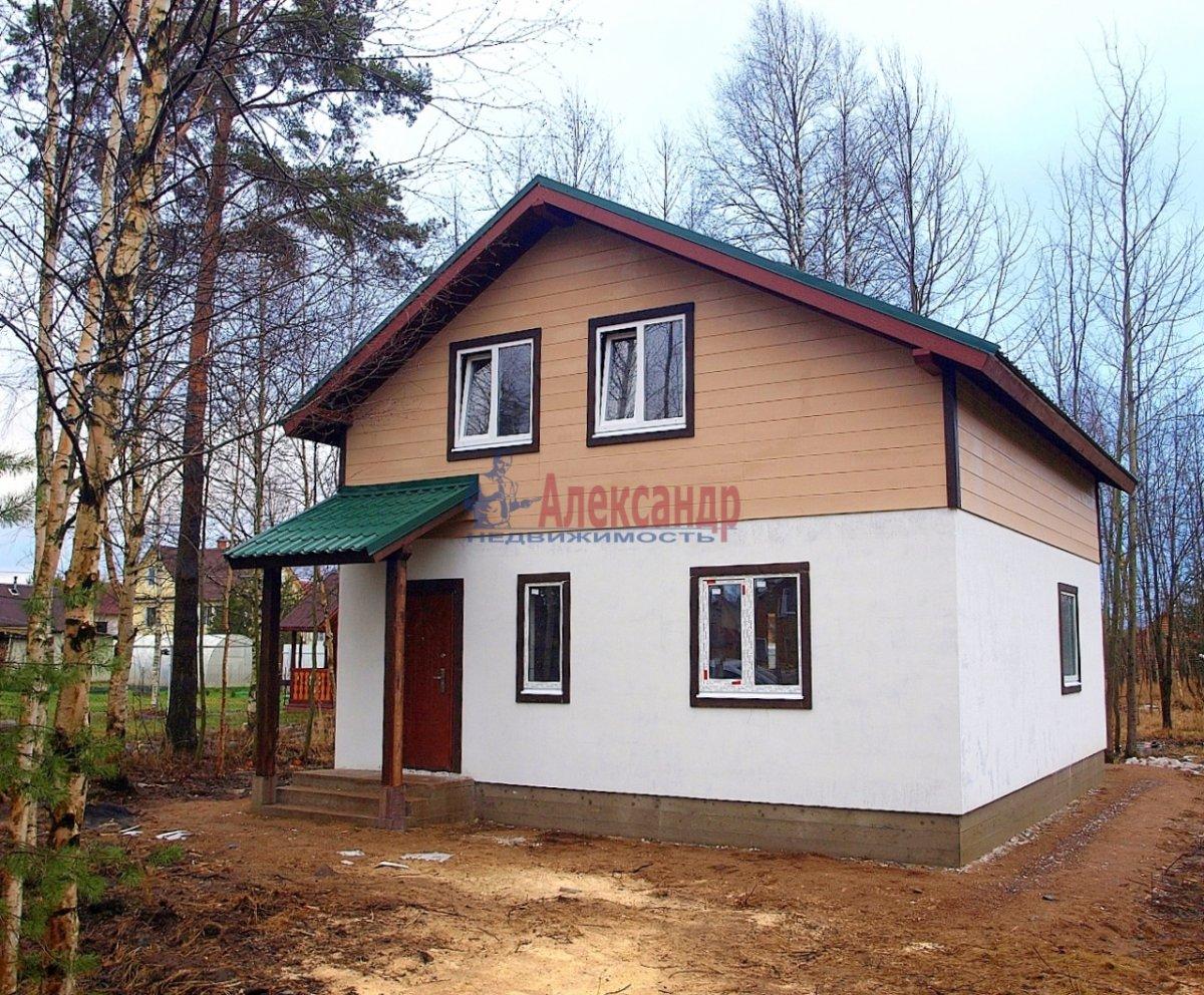 Дачный дом (107м2) на продажу — фото 1 из 9