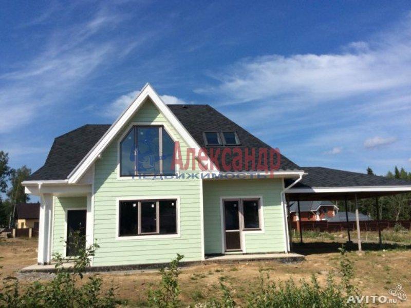 Садовый дом (150м2) на продажу — фото 1 из 7