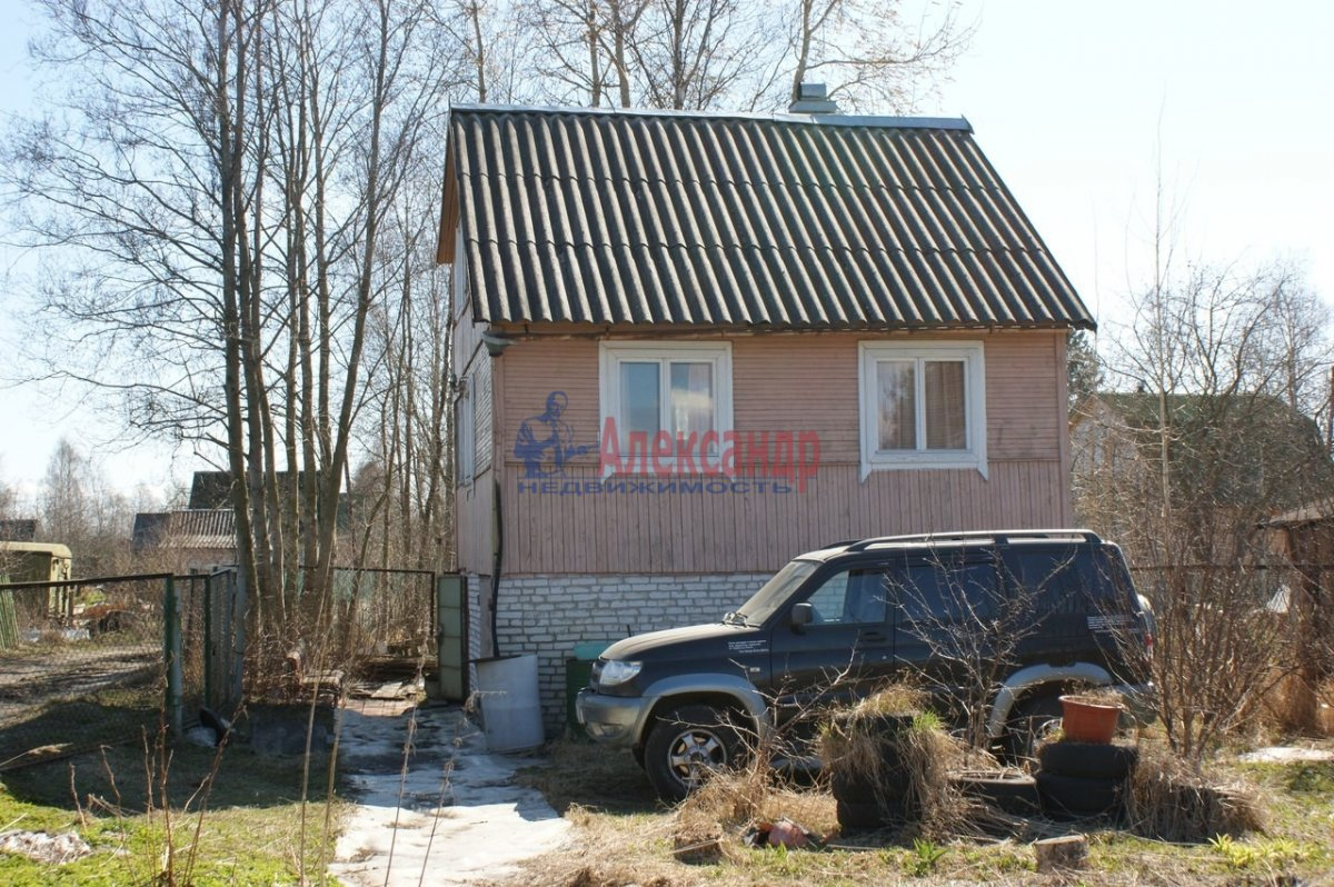 Садовый дом (38м2) на продажу — фото 1 из 15