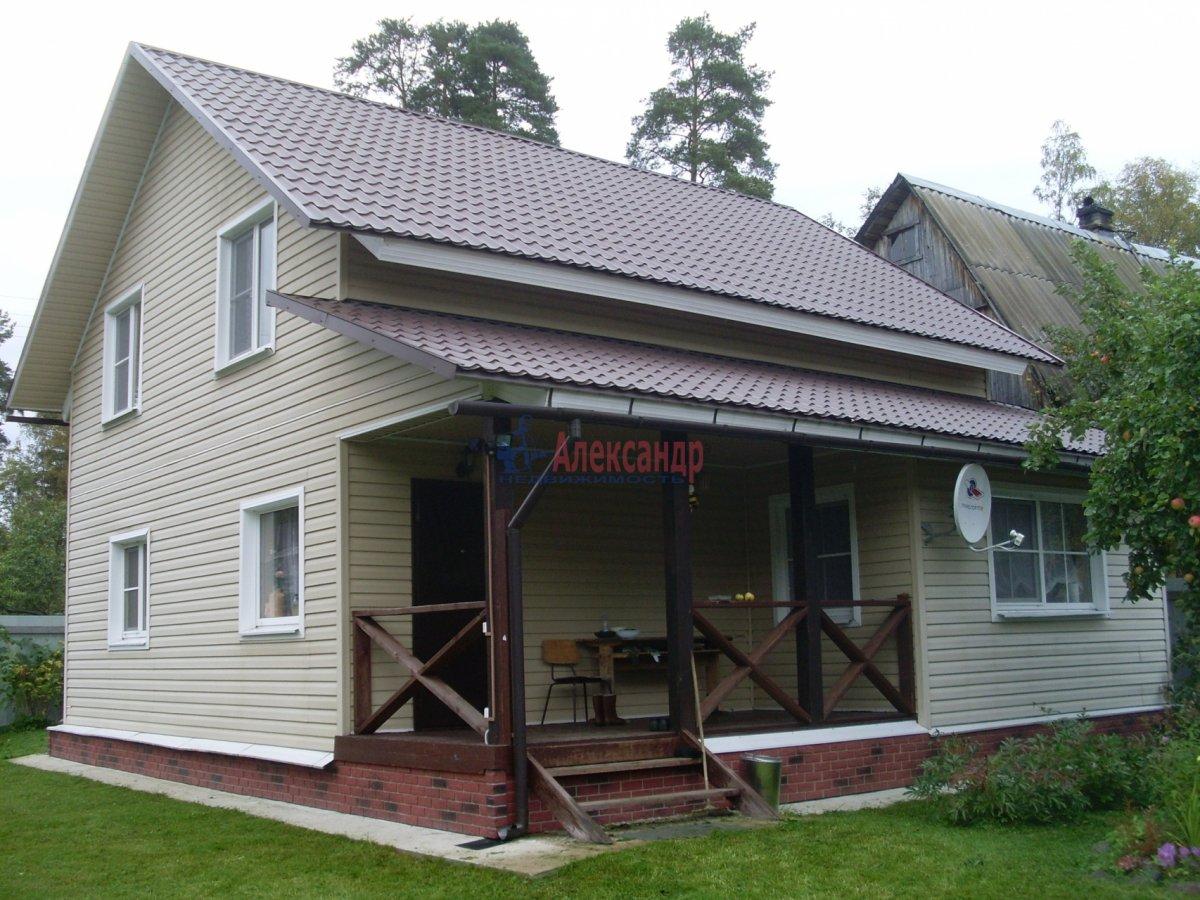 Садовый дом (113м2) на продажу — фото 1 из 31