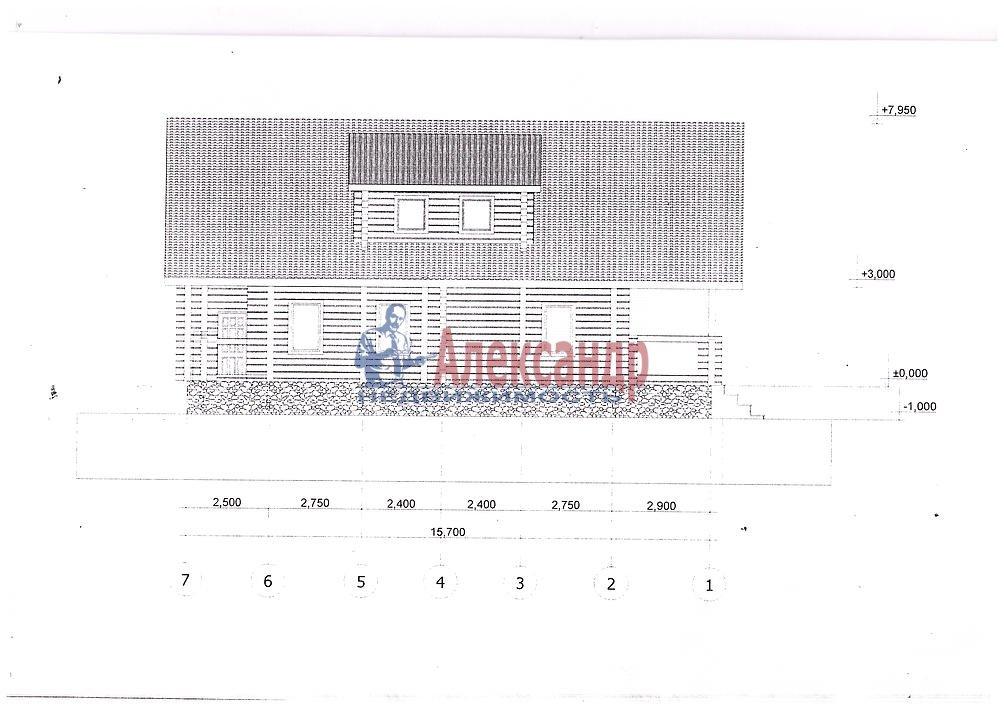 Жилой дом (400м2) на продажу — фото 7 из 8