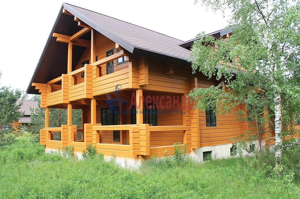 Жилой дом (400м2) на продажу — фото 1 из 8
