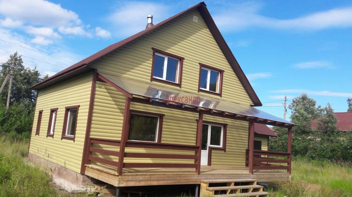 Садовый дом (165м2) на продажу — фото 1 из 47