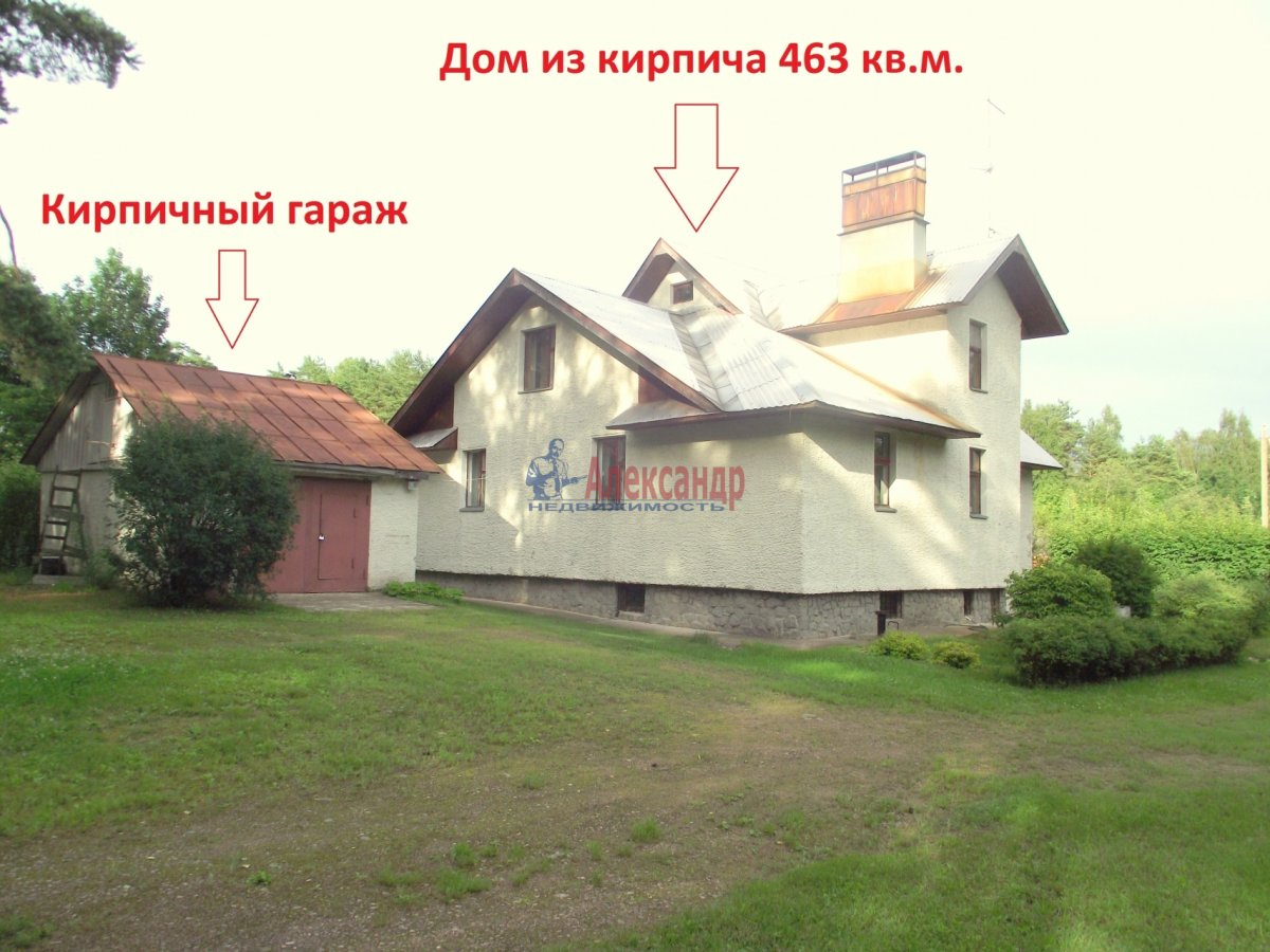 Коттедж (463м2) на продажу — фото 5 из 24