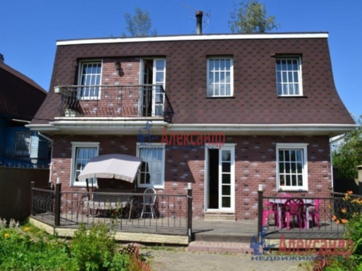 Жилой дом (186м2) на продажу — фото 1 из 28