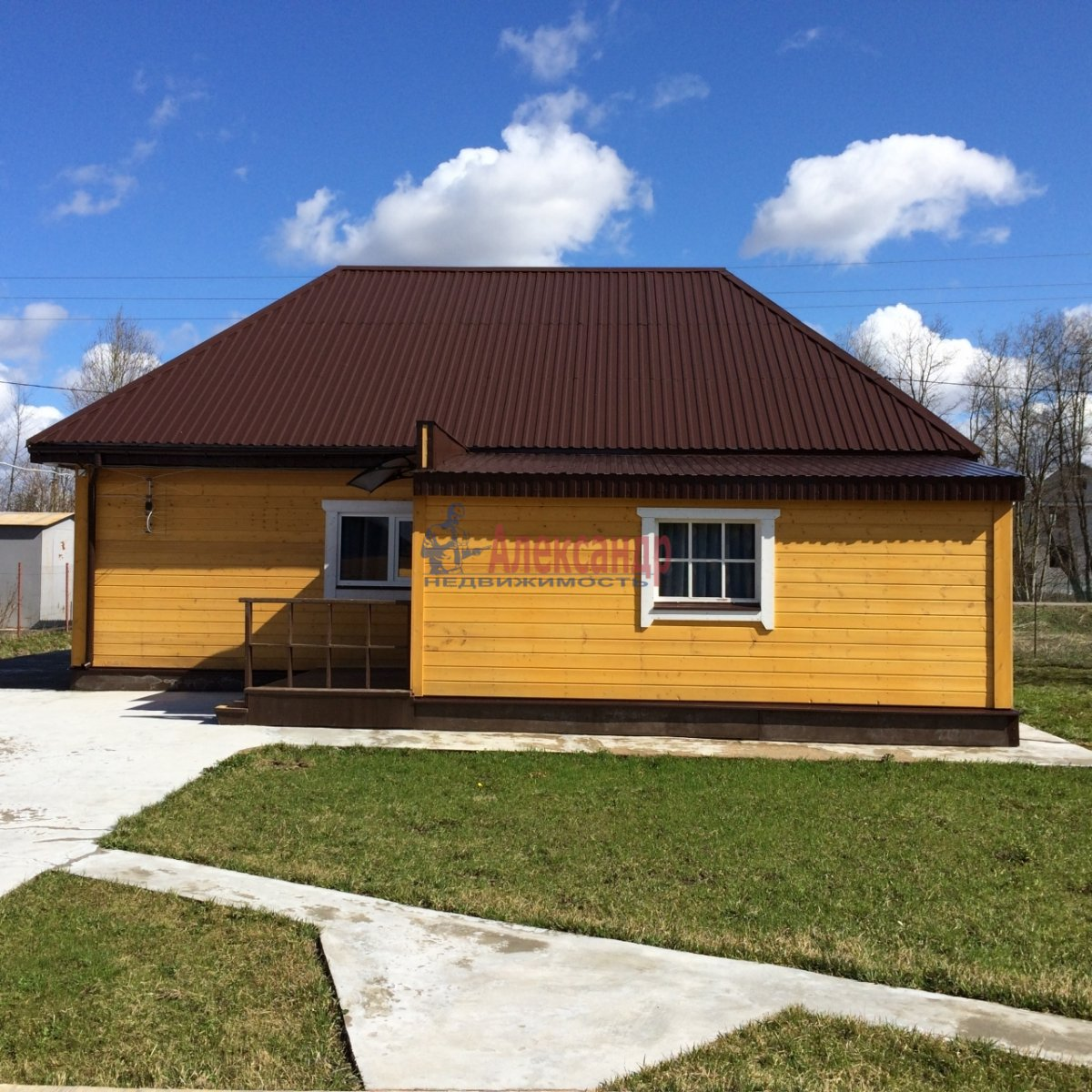Жилой дом (80м2) на продажу — фото 3 из 19