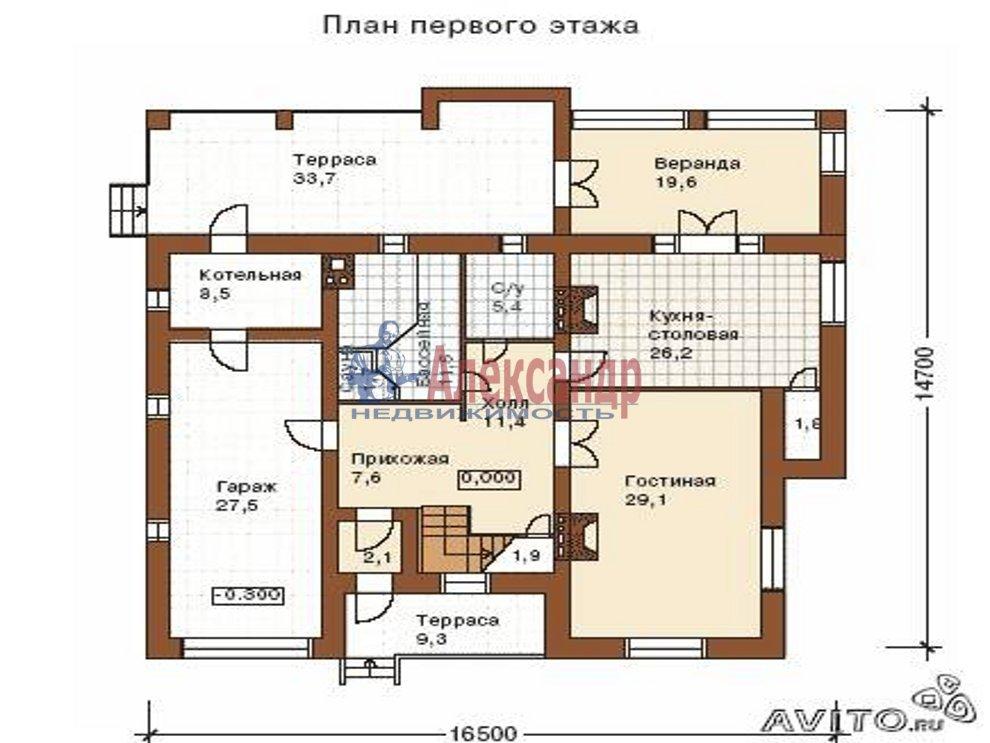 Жилой дом (250м2) на продажу — фото 3 из 6