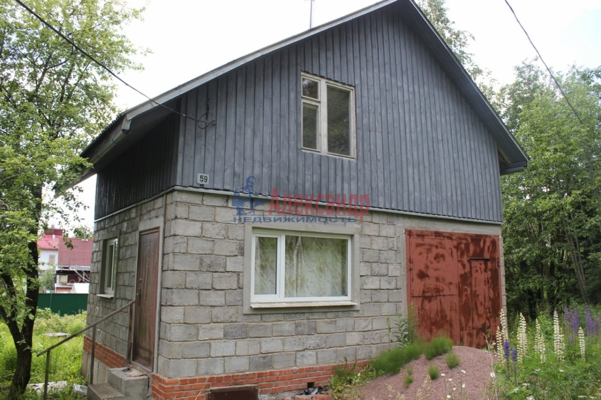 Дачный дом (70м2) на продажу — фото 1 из 5