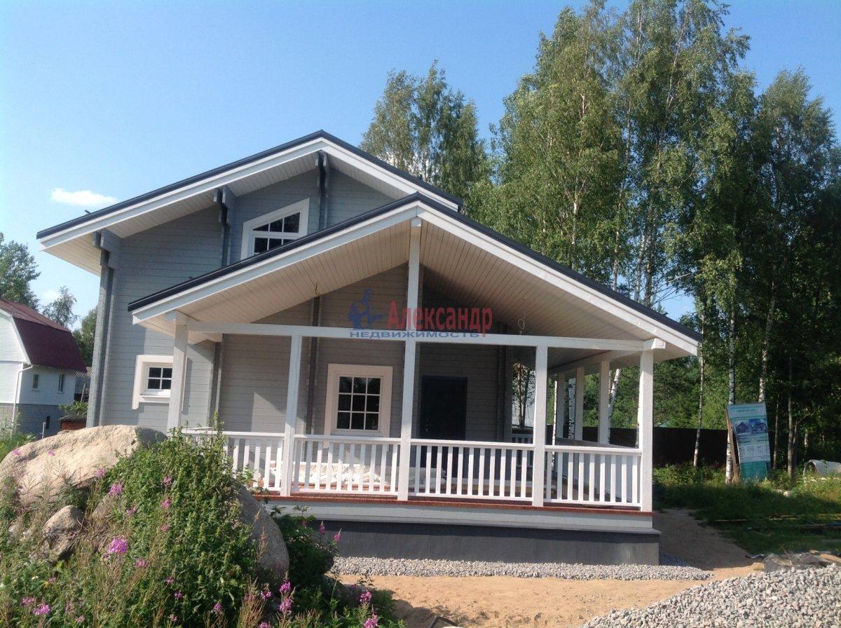 Жилой дом (130м2) на продажу — фото 1 из 7