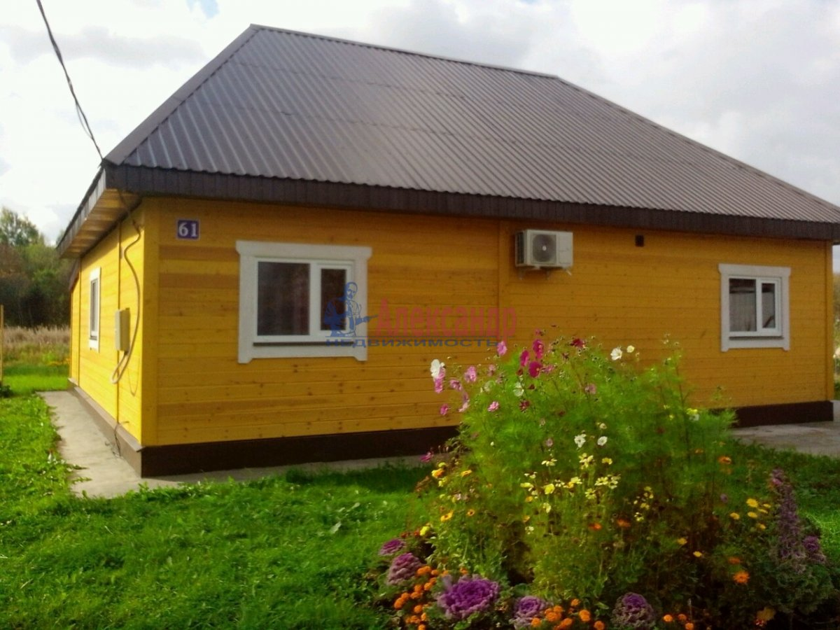 Жилой дом (80м2) на продажу — фото 1 из 19