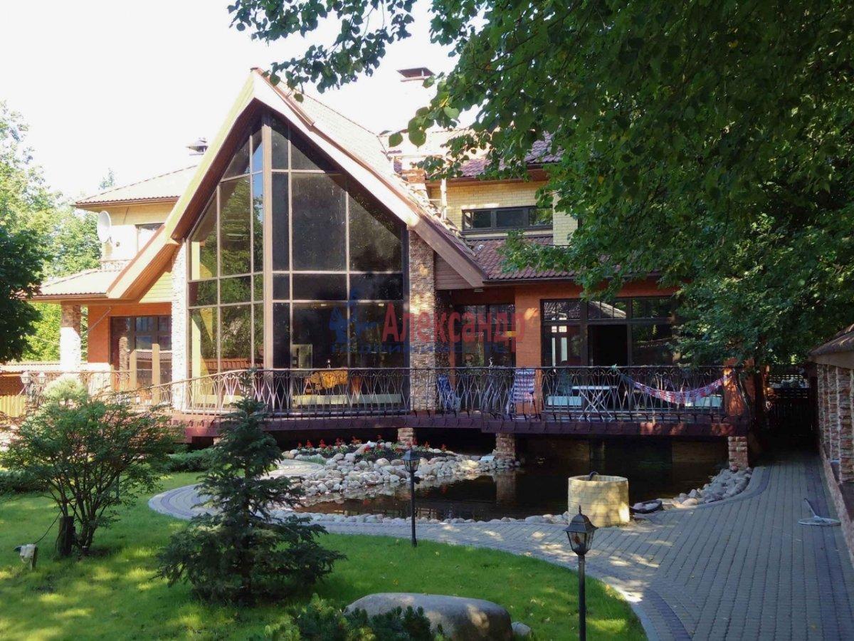 Жилой дом (425м2) на продажу — фото 1 из 14