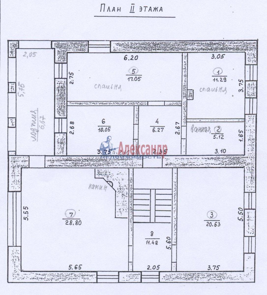 Жилой дом (230м2) на продажу — фото 11 из 11
