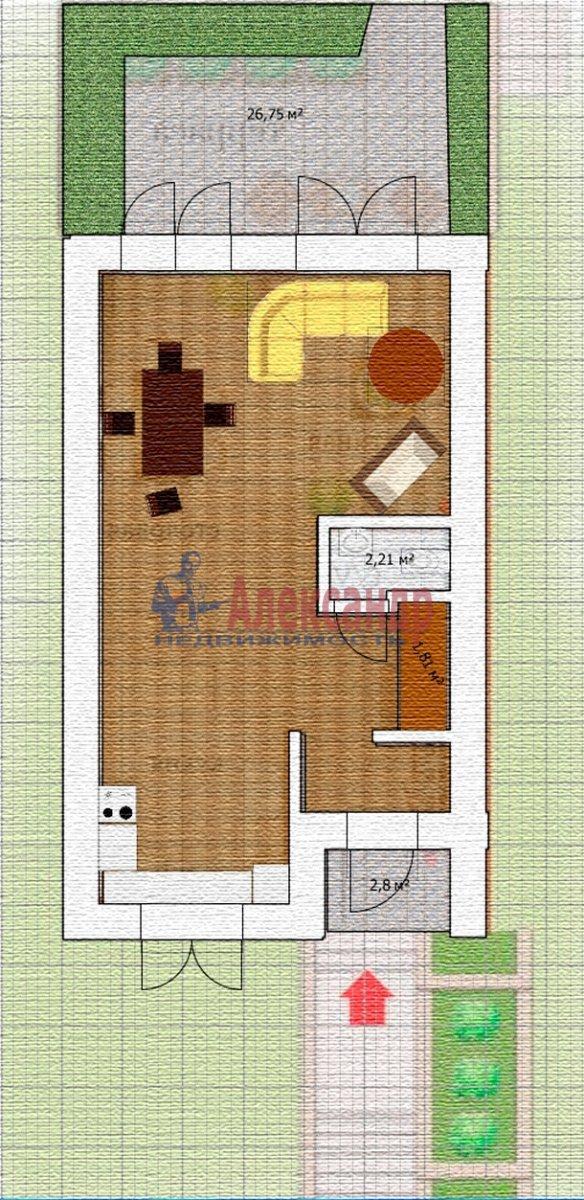 Таун-хаус (90м2) на продажу — фото 18 из 18