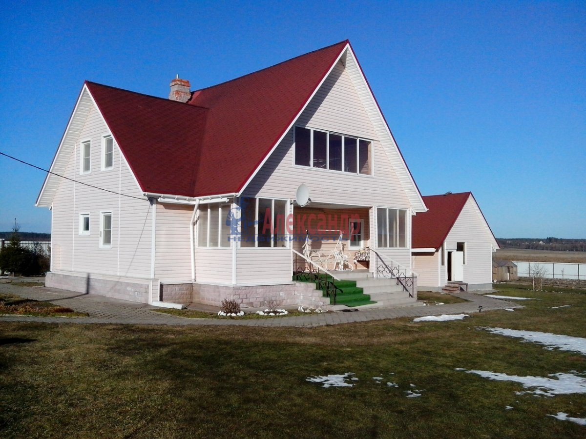 Жилой дом (159м2) на продажу — фото 1 из 17
