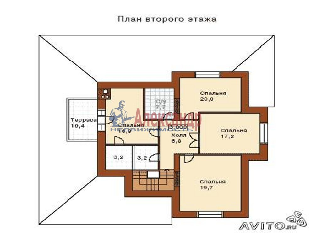 Жилой дом (250м2) на продажу — фото 4 из 6