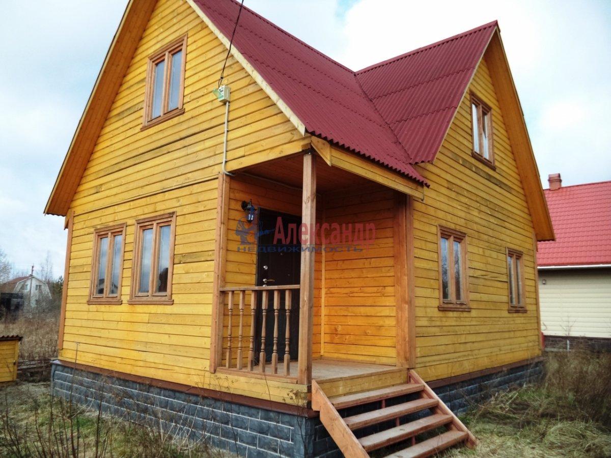 Дачный дом (88м2) на продажу — фото 1 из 11
