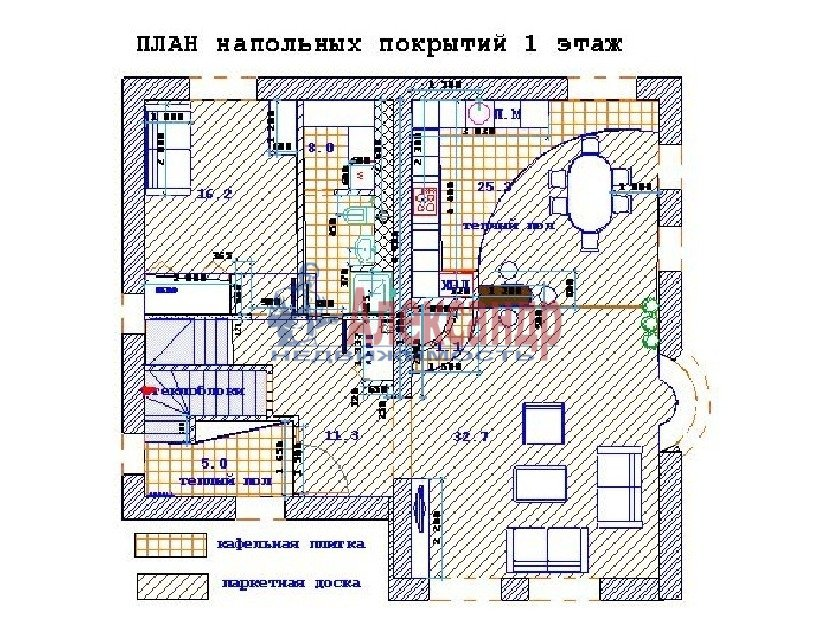 Жилой дом (300м2) на продажу — фото 9 из 21