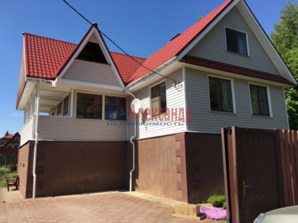 Садовый дом (288м2) на продажу — фото 1 из 24