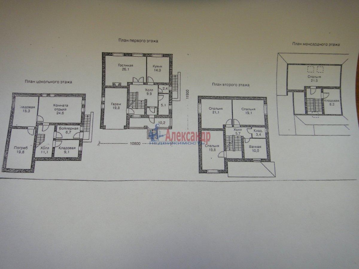 Жилой дом (302м2) на продажу — фото 12 из 12