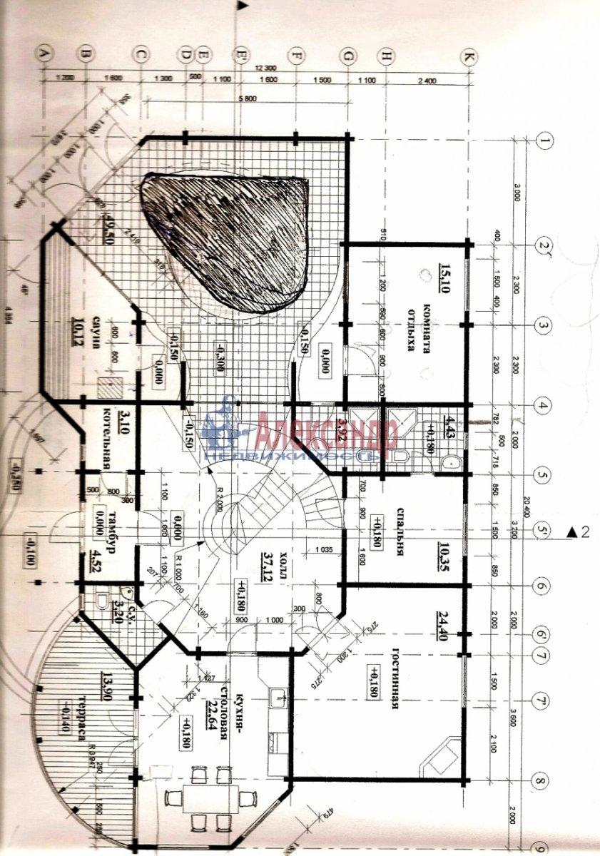 Дачный дом (323м2) на продажу — фото 9 из 12