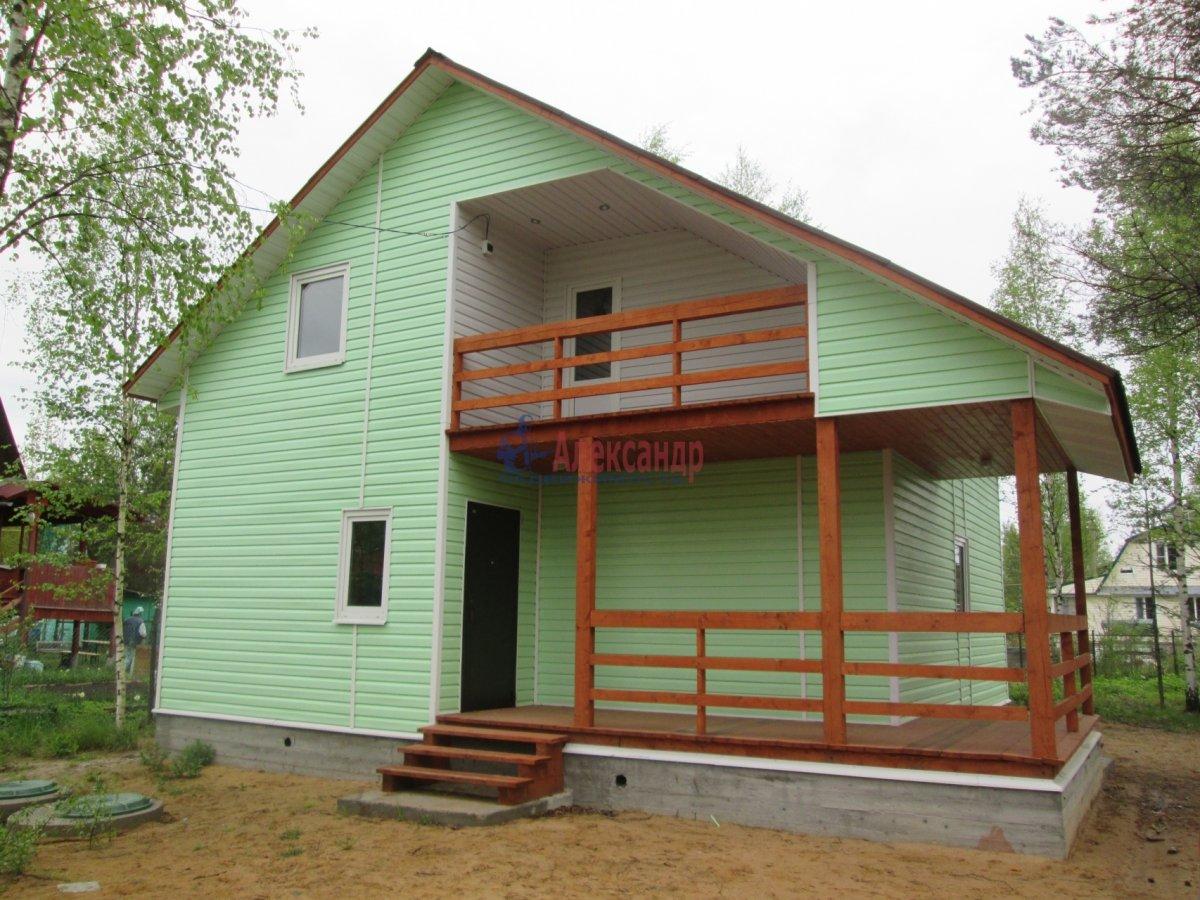 Дачный дом (120м2) на продажу — фото 1 из 4
