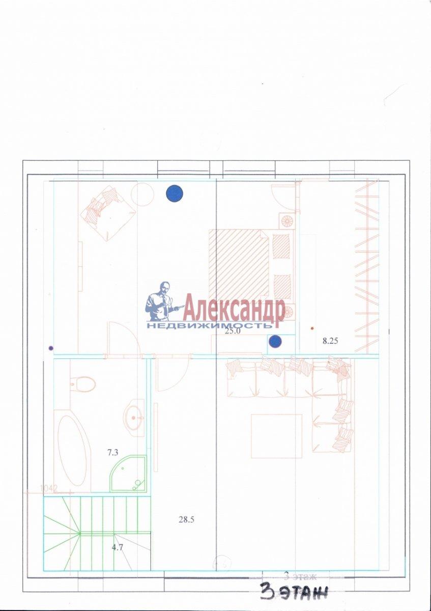 Жилой дом (355м2) на продажу — фото 20 из 22
