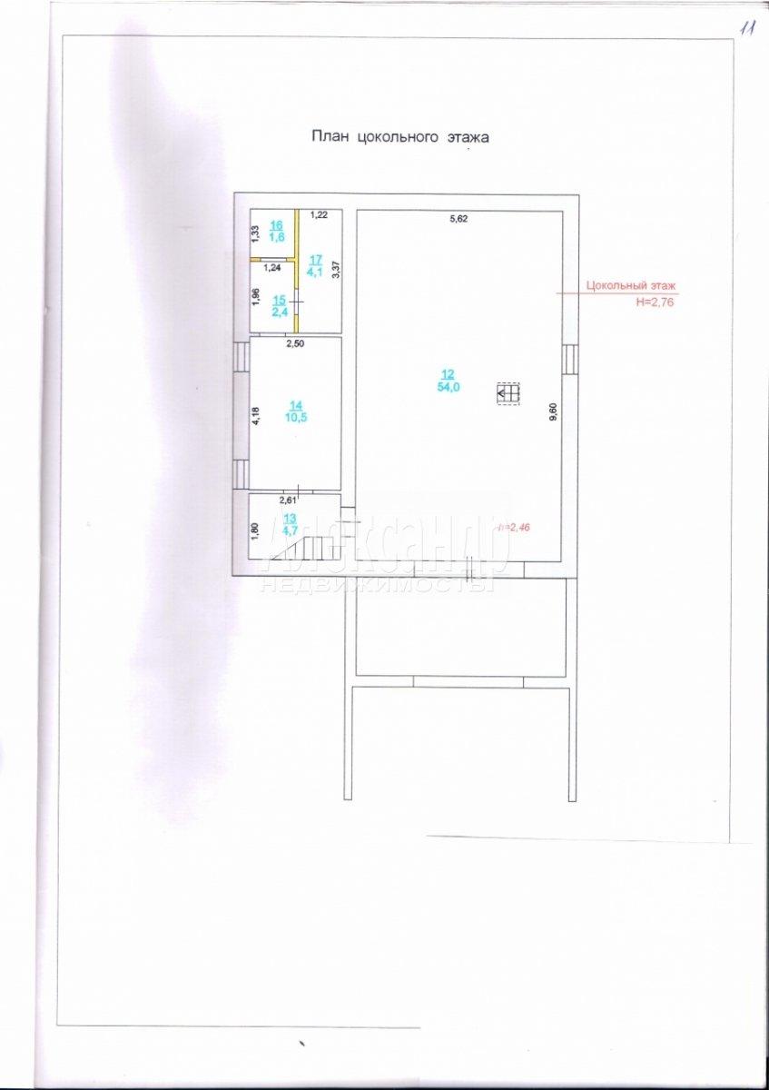 Жилой дом (355м2) на продажу — фото 21 из 22