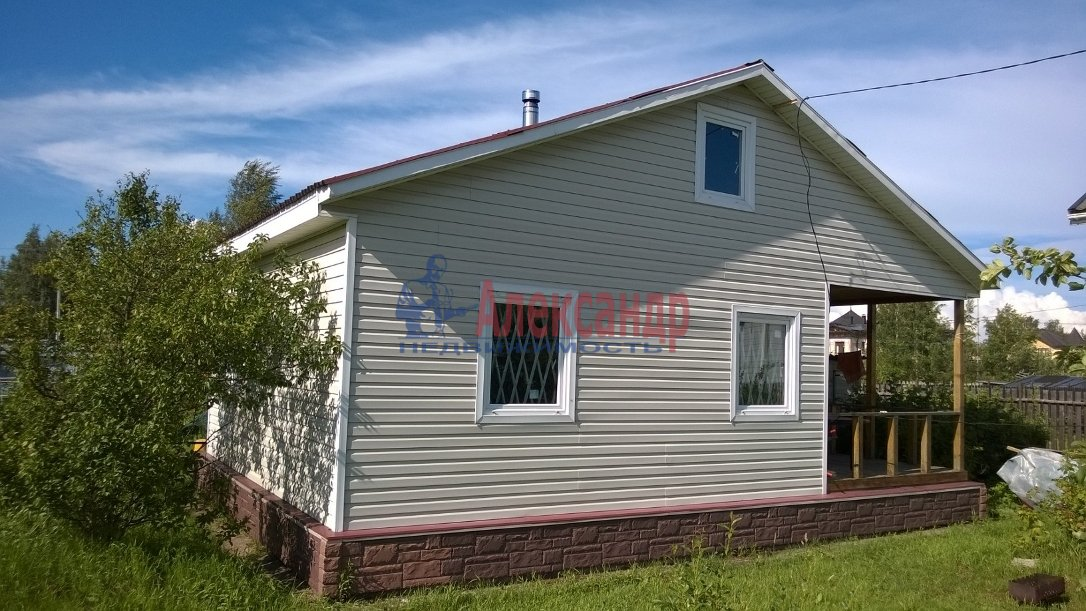 Дачный дом (54м2) на продажу — фото 1 из 4