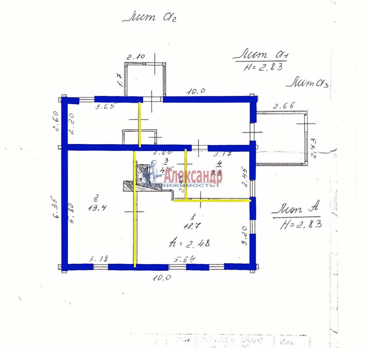 Жилой дом (81м2) на продажу — фото 6 из 15