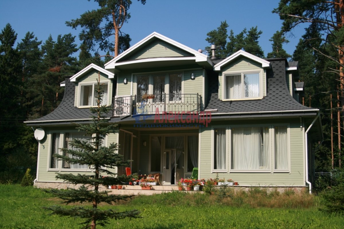 Жилой дом (220м2) на продажу — фото 1 из 8