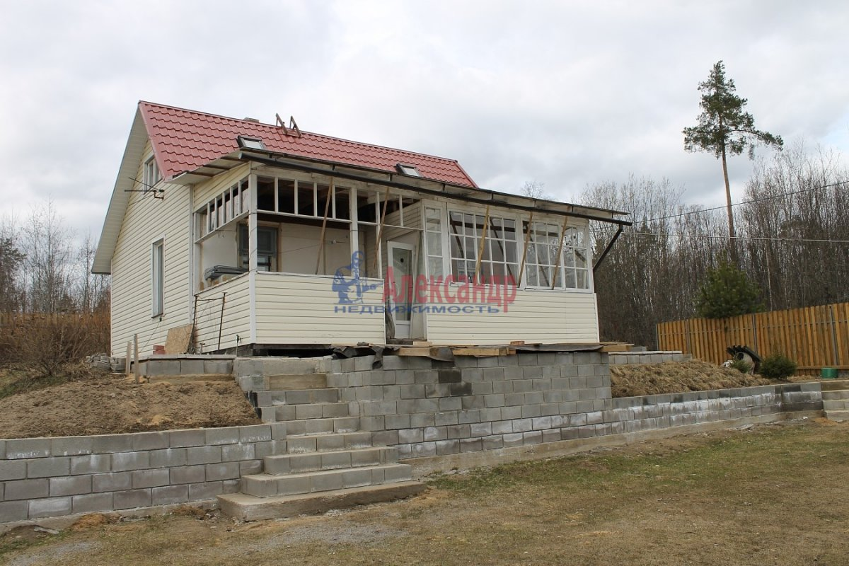 Садовый дом (90м2) на продажу — фото 1 из 16