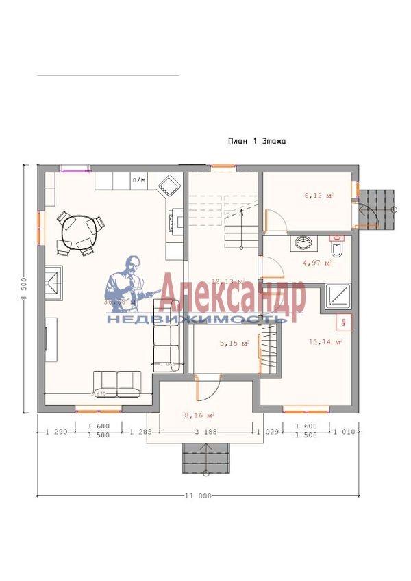 Жилой дом (190м2) на продажу — фото 4 из 7