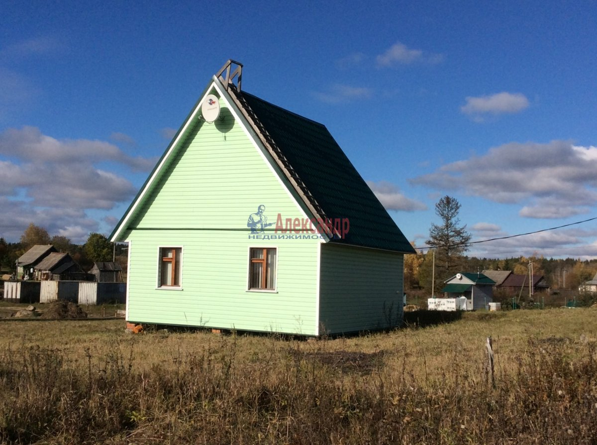 Жилой дом (30м2) на продажу — фото 1 из 6