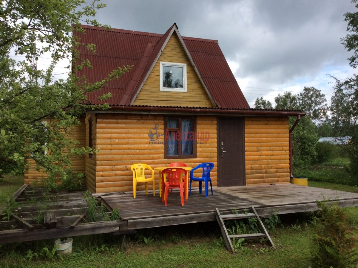 Садовый дом (50м2) на продажу — фото 2 из 13
