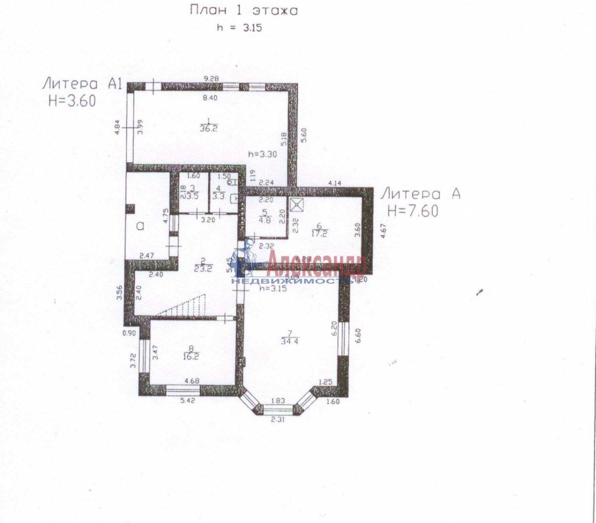 Жилой дом (300м2) на продажу — фото 10 из 11