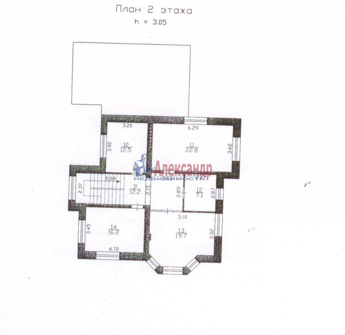 Жилой дом (300м2) на продажу — фото 11 из 11